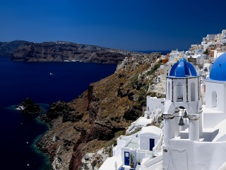 santorini 1920x1200 wallpaper 627